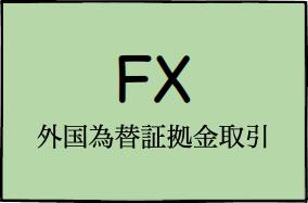 外国為替証拠金取引